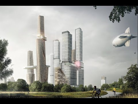 Moscow Tallest Building Projects and Proposals 2018