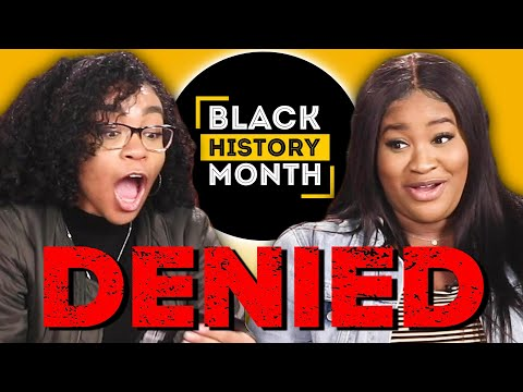 Black People Play 'Black Card Revoked' • Part 2