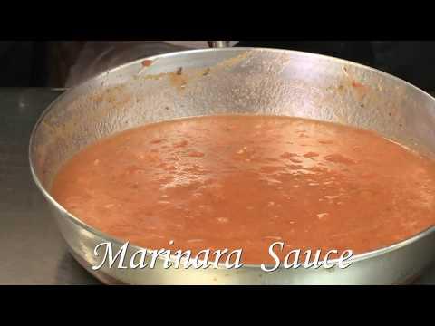 Marinara Sauce | Nutrition Services