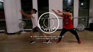 Usher | Crash | Choreography by Viet Dang