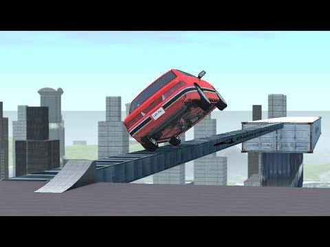 Beamng drive - Risky Stunts