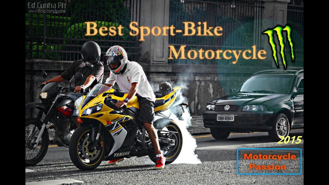 Best Sport Bike. Motorcycles Exhaust Sound @ In The World 2015