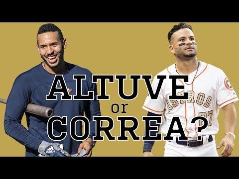 Dugout Debate: José Altuve or Carlos Correa