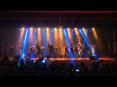 Kahi Aag Lage Lag Jave , Contemporary Dance By Dancing Curve
