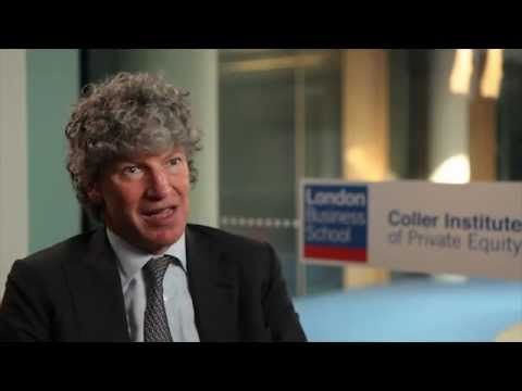 Interview with Tim Parker, Industrial Partner, CVC Capital Partners