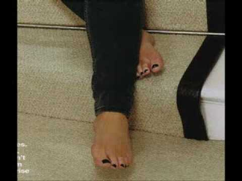 Christine Bleakley feet