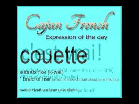Cajun French - Daily Graphic - Part 4