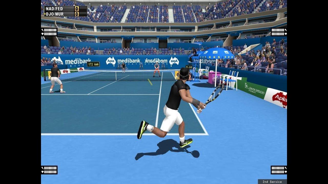 Tennis Elbow 2013 Doubles