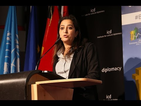 Nada Roudies (Secretary General, Office of the Minister of Tourism of Morocco)