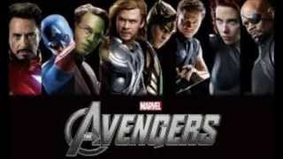 The Avengers (Complete Score)