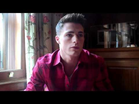 Teen Wolf's Colton Haynes 'Coming of Age' questions