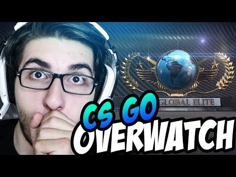 GLOBAL ELITE! (CSGO Overwatch Türkçe)