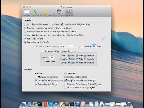 Yummy FTP - мой отзыв и обзор на FTP клиент Mac