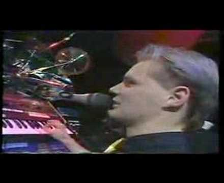 Thomas Dolby - She Blinded Me With Science - Live Recording
