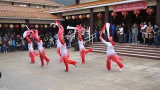 Chinese New Year 2019 Celebration at IBPS (Austin, TX)-Confucius Festival Dance