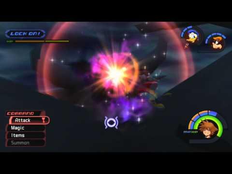 Kingdom Hearts 1.5 HD Remix [ENG - KHFM]: Chernabog (Proud Mode)