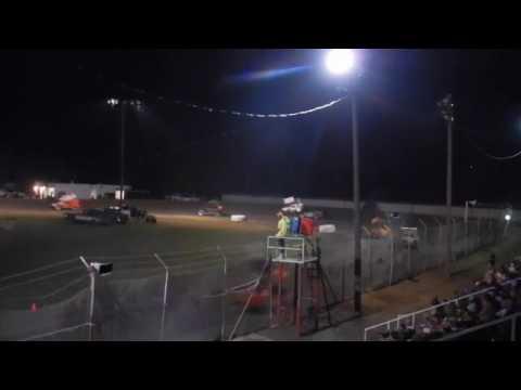 TWMA- A-MAIN- Superbowl Speedway - 7-22-17