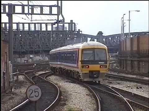 London Paddington Station in 1999