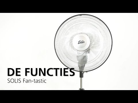 SOLIS Fan-Tastic Ventilator (type 750) functie uitleg from YouTube · Duration:  2 minutes 51 seconds