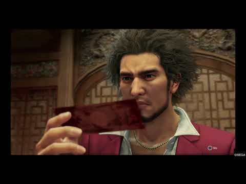Yakuza: Like A Dragon IT all comes TOGHTER ACT 1 END U R FAMILY |