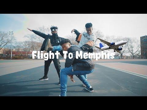 Smooky MarGielaa - Flight To Memphis   Dance Video