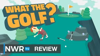 WHAT THE GOLF (Switch) Review (Video Game Video Review)