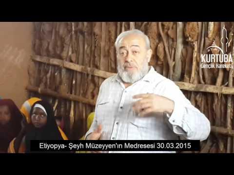 Mehmet Emin Akın - Afrika Davet Çalışmaları / Habeşistan