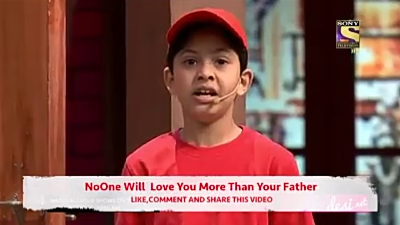 NoOne will Love you more than your father and sons