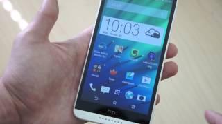 hTC Desire 816 обзор: две SIM-карты и большой экран