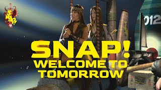 Watch Snap Welcome To Tomorrow video