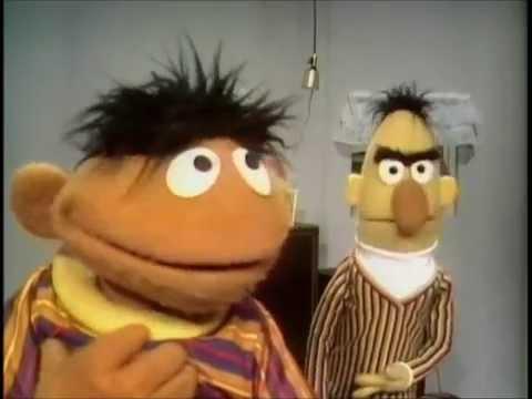 Sesame Street - The Mysterious Nose-Snatcher - Ernie And Bert (1969)