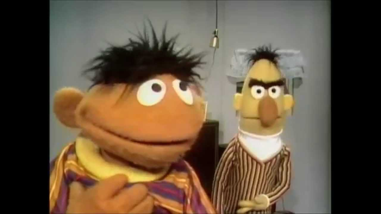 sesame street the mysterious nosesnatcher ernie and
