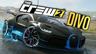 The Crew 2 - NEW Bugatti DIVO Customization! (Hot Shots Update)