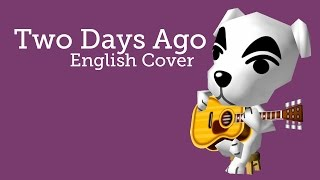 animal crossing two days ago english cover