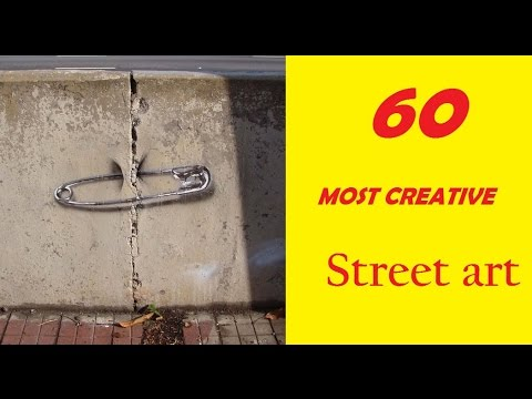 arts or vandalism? 60 Hilarious Human Creativity that will Make you Smile