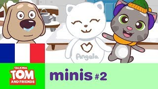 Talking Tom and Friends Minis - Un départ difficile (Épisode 2)