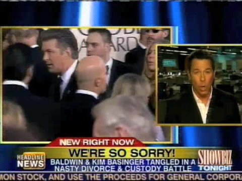 """Carlos Diaz from """"Extra"""" on CNN"""