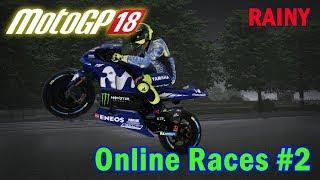 MotoGP™18 GAMEPLAY | Racing with Typhoon (PC/Steam)