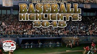 Baseball Highlights: 2045: Setup and Pre-Season