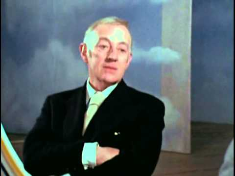 Alec Guinness Interview - BBC's Film Extra 1973 (1/2)