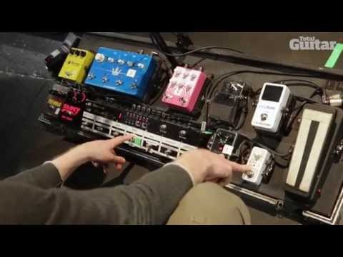 Rig Tour: Devin Townsend (Devin Townsend Project)