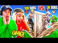 Brothers Host A 1v1 Tournament With UNDERRATED Players In Fortnite! (Best Builders)