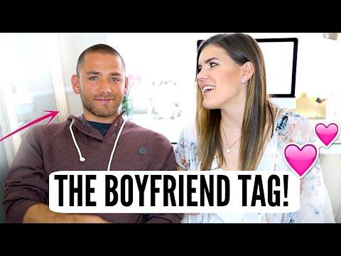meet my boyfriend tag questions