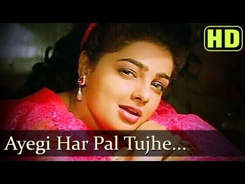 Aayegi Har Pal Tujhe Meri Yaad Andolan Bollywood Songs Kumar Sanu Alka Yagnik