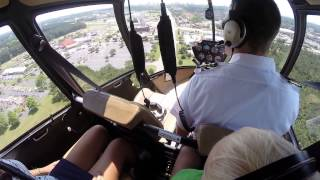Helicopter Ride Myrtle Beach SC South Carolina Pilot helicopteradventures