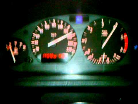 Bmw 318tds Top Speed Youtube