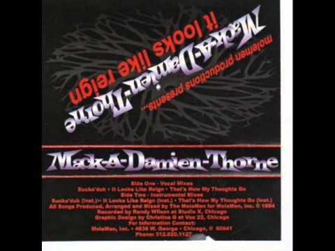 Mack A Damien Thorne - Sucka Ducka (1994)