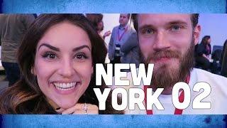 KÉFERA VIAJA - NOVA YORK (dia 2)