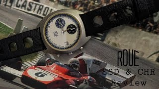 Roue SSD & CHR Watch Review