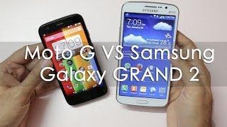 Samsung Galaxy Grand 2 VS Motorola Moto G Android Phone